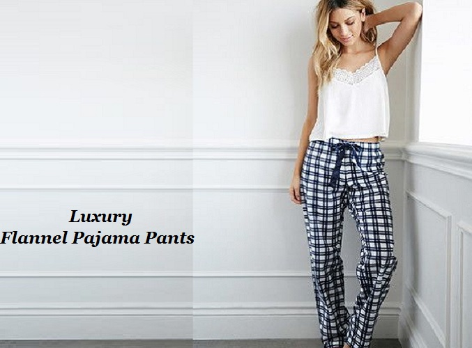 Give Your Customers The Luxury Flannel Pajama Pants