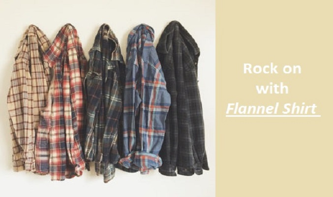 4 Ways You Can Rock A Gingham Flannel Shirt This Summer