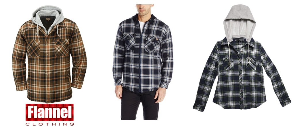 Everything You Must Know about Men's Flannel Shirts