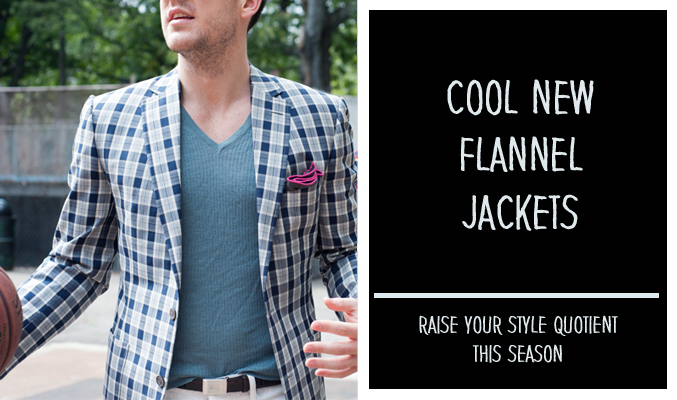 Cool New Ways to Wear Flannel in the Form of a Jacket, Shirt or Dress