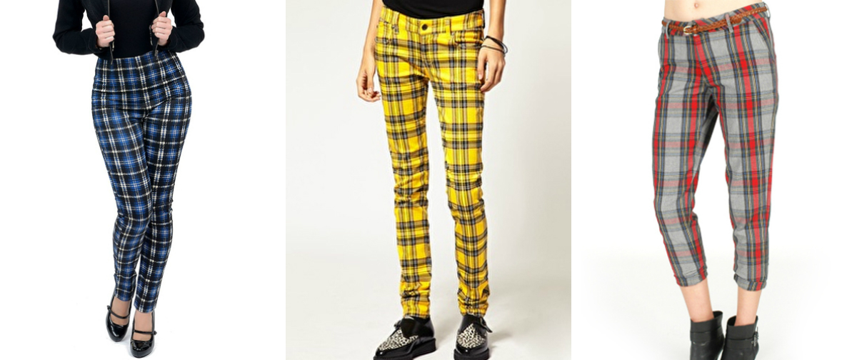 The trending style of wearing the wholesale flannel pyjama pants in public
