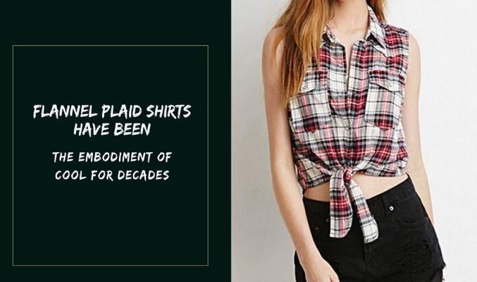 Women Plaid Shirt Manufacturers