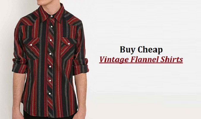 Wholesale Vintage Flannel Shirts Manufacturer