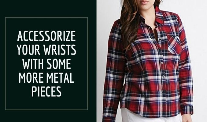 Womens Oversized Flannel Shirts