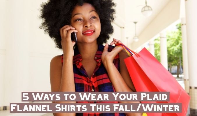 Wholesale Plaid Flannel Shirts