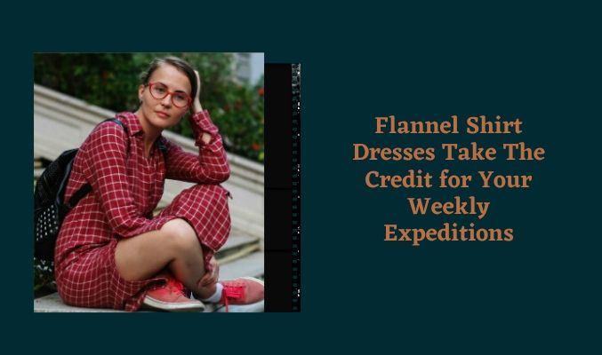 Flannel Dress Wholesale