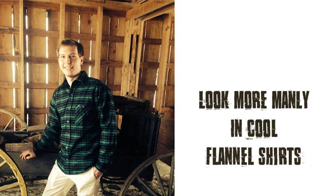 Cool Flannel Shirts Wholesale USA