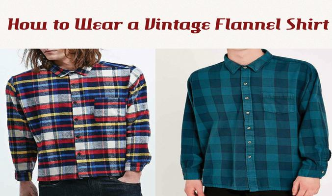 Vintage Fannel Shirts Wholesale