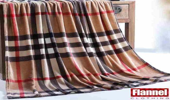 Flannel Baby Blankets USA