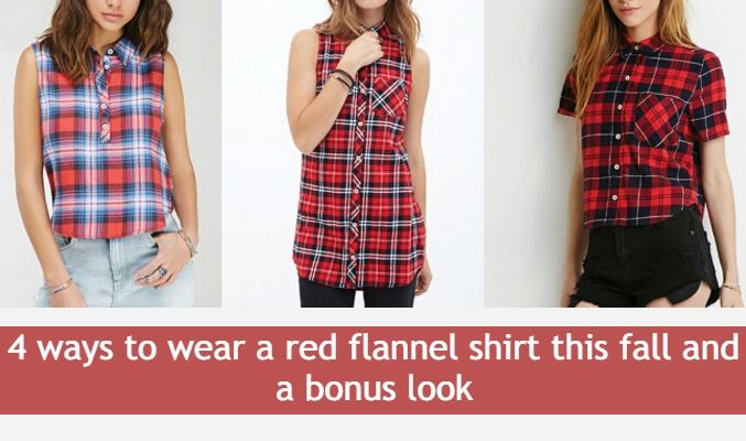 Flannel Outfits