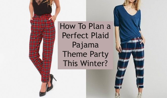 Plaid Pajama Flannel Pants Wholesale