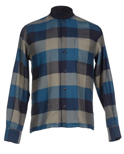 designer flannel shirts