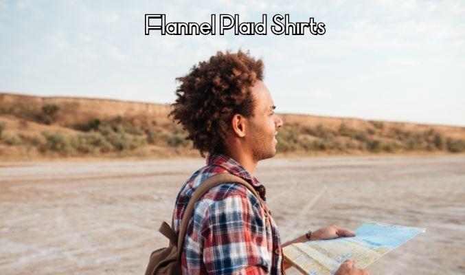 Flannel Plaid Shirts