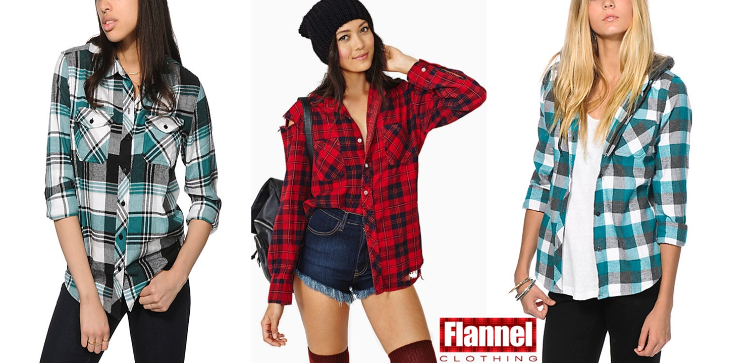 Flannel-Plaid-Shirts-Women