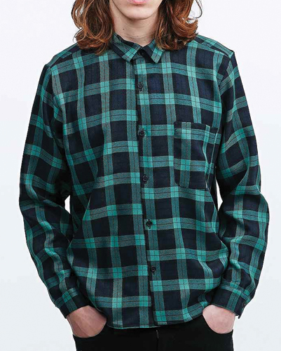 Arch Box Vintage Flannel Shirt
