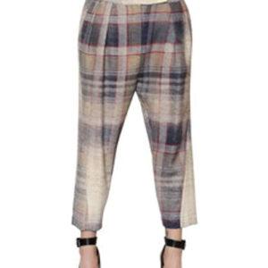 Baggy Thick Waist Pants
