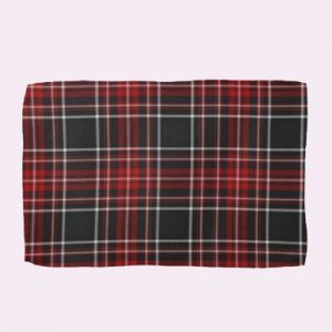 Bagpiper Check Towel