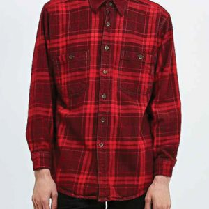 Bell Pepper Vintage Flannel Shirt