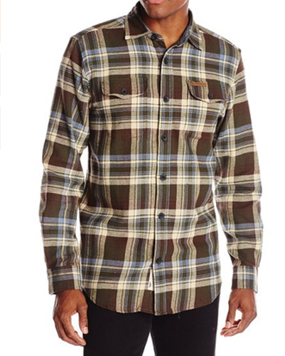 Brawny Field and Stream Flannel Shirts