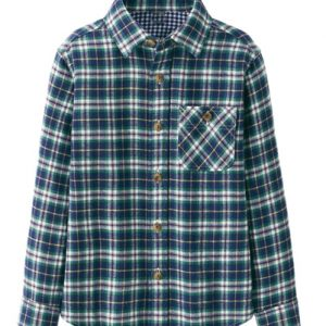 Break Free Flannel Check Shirt