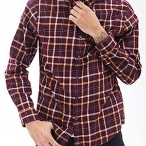 Bronson Brawn Flannel Shirt