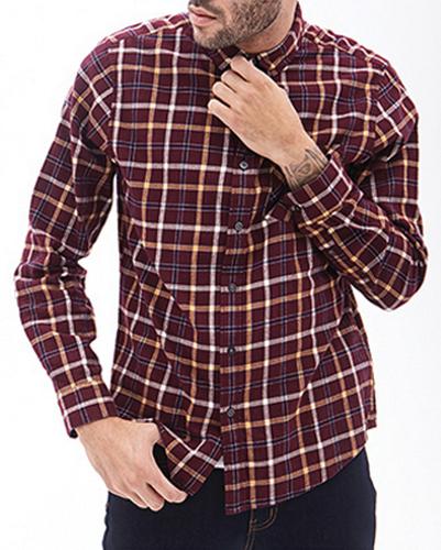 Bronson Brawn Flannel Shirt