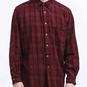 Buddy Band Vintage Flannel Shirt