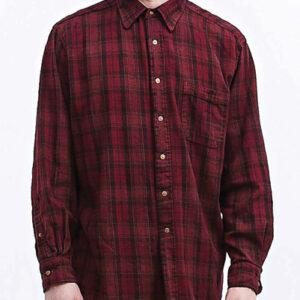 Buddy Band Vintage Flannel Shirt