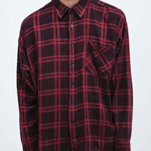 Cedar Dare Bare Flannel Shirt