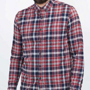 Check Plus Flannel Shirt