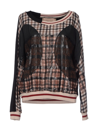 Checkered Block Party Flannel Top
