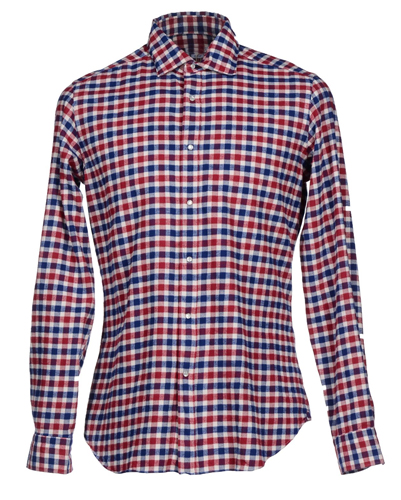 Chick Check Designer Flannel Shirt