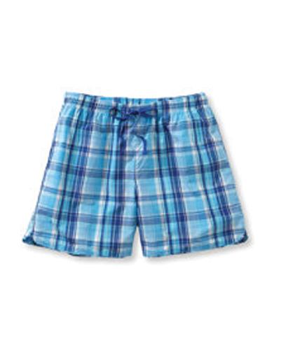 Comfy Cool Blue Shorts