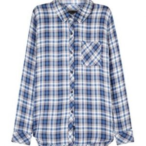 Cool Dramatic Check Flannel Shirt Suppliers