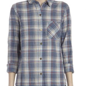 Cool Gal Cotton Flannel Shirt