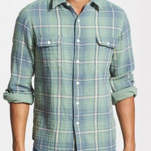 Corduroy Cool Flannel Shirt