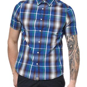 Daring Dreamer Check Flannel Shirt