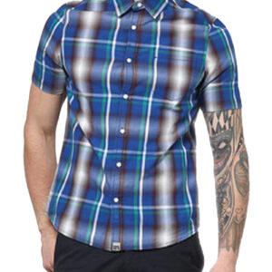 Daring Dreamer Check Flannel Shirt