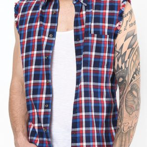 Exposure Rich Check Flannel Shirt