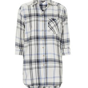 Fine Plaid Girls' Flannel Shirts