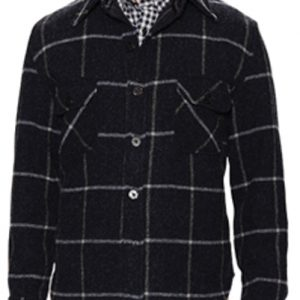 Fit Woolen Flannel Shirt supplier