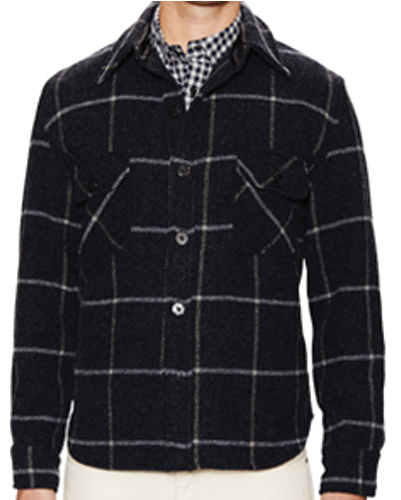 Fit Woolen Flannel Shirt supplier