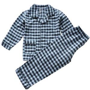 Flannel Kids Nightwear