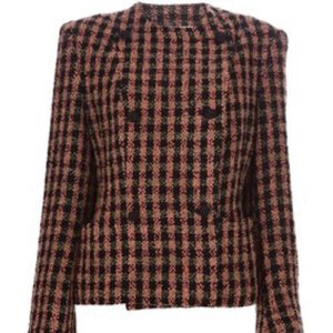 Flannel Lady Jacket