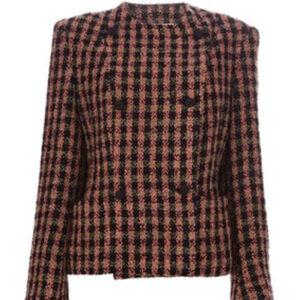Flannel Lady Jacket
