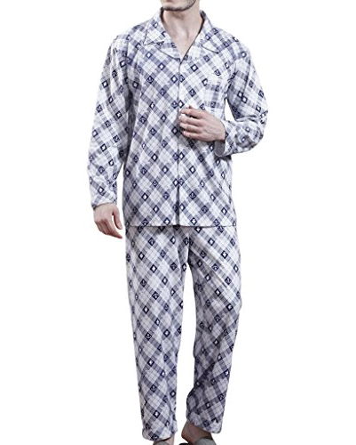 Flannel Pajama Suit for Men