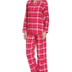 Flirty Pink Pajama Suit