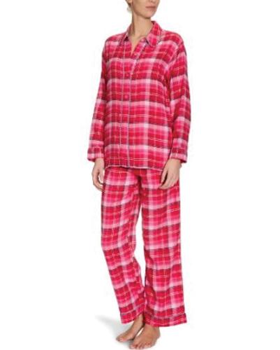 Flirty Pink Pajama Suit