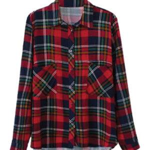 Frozen Track Flannel Shirt Suppliers