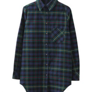 Glossy Neon Flannel Shirt Suppliers